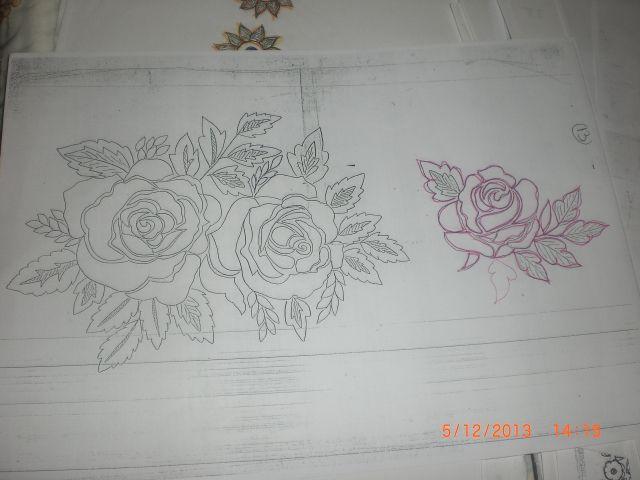 رشيمات صغار د الطرز الرباطي مرحبا بكم أناقة مغربية Coloring Pages Floral Design Sketches