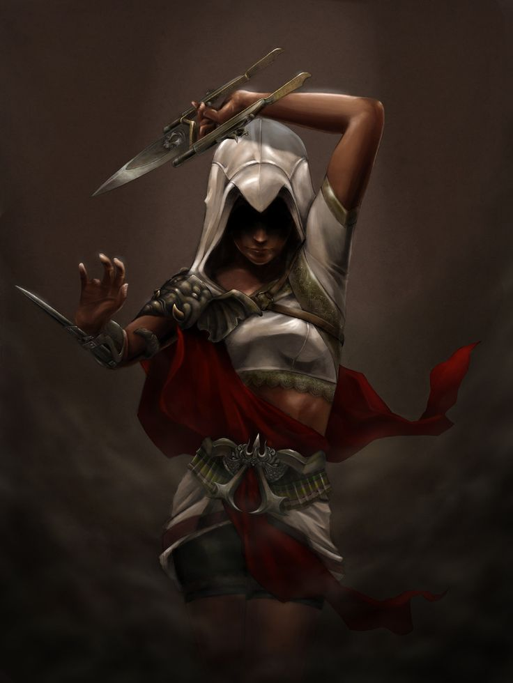 The Female Assassin