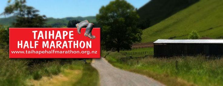 The Taihape Half Marathon - The Taihape Half Marathon