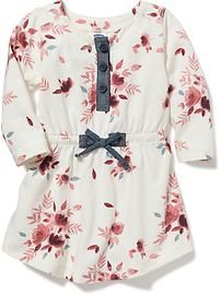Baby Girl Clothes | Old Navy - Free Shipping on $50