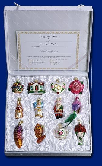 Check out the deal on Old World Christmas Bride's Tree Collection at ChristmasOrnamentStore.com!