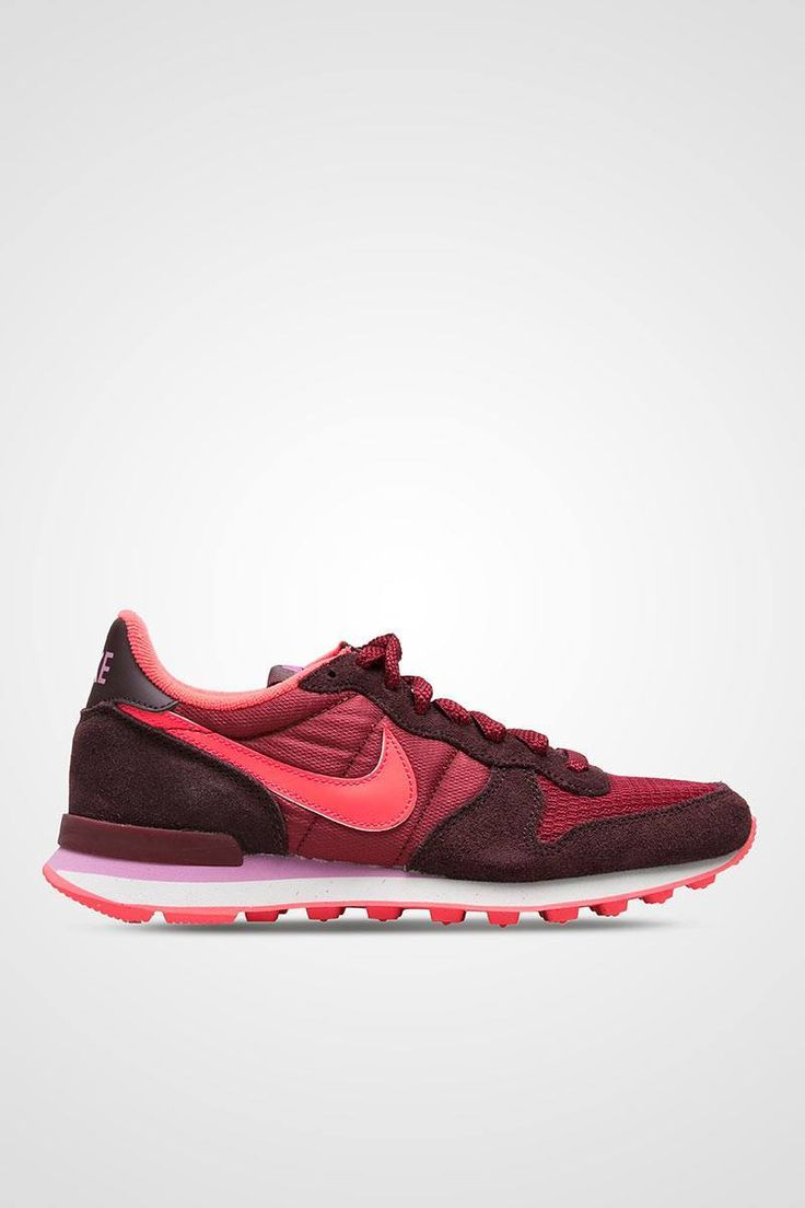 Nike Internationalist Womens Shoes - Pink