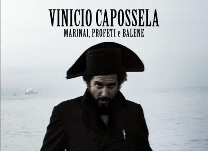 "Vinicio Capossela ""Marinai, Profeti e Balene"" (2011 - Warner)"