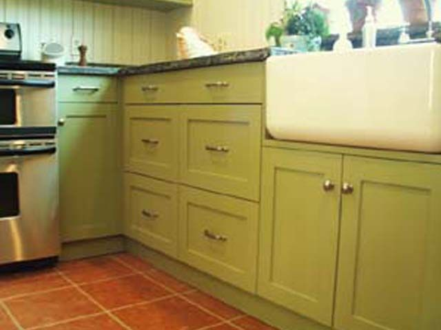 Paint Kitchen Cabinets Images