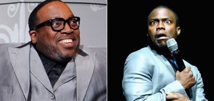 Black Church News: Pastor Marvin Sapp Doesn't Want to Be Judged for Going to See Kevin Hart Movie   AT2W
