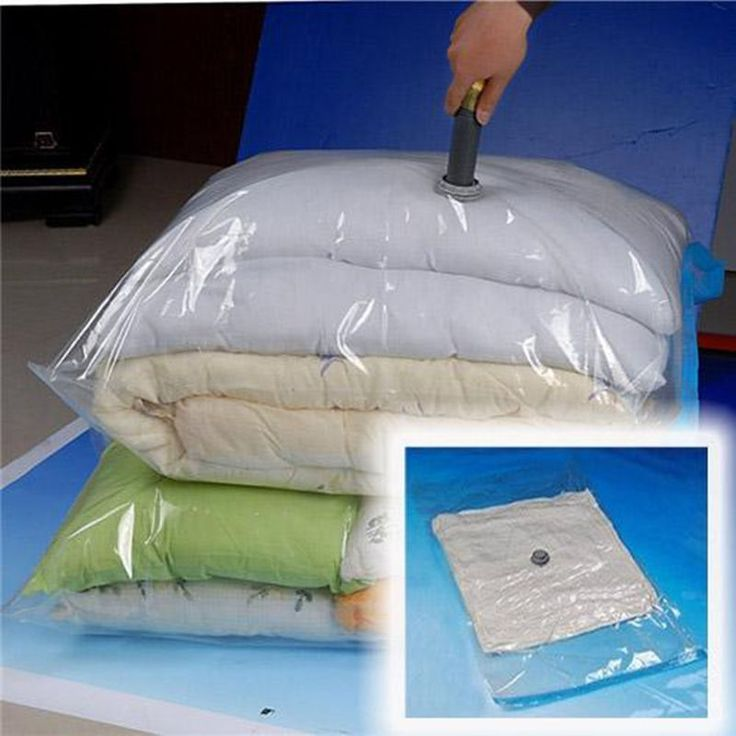 Hot Sale New 60X40cm Compressed Space Vacuum Seal Saver Storage Travel Large Bag Compression Space Saver High Quality #>=#>=#>=#>=#> Click on the pin to check out discount price, color, size, shipping, etc. Save and like it!