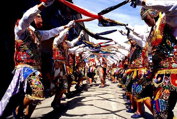 July 16 – Fiesta Virgen del Carmen in Peru