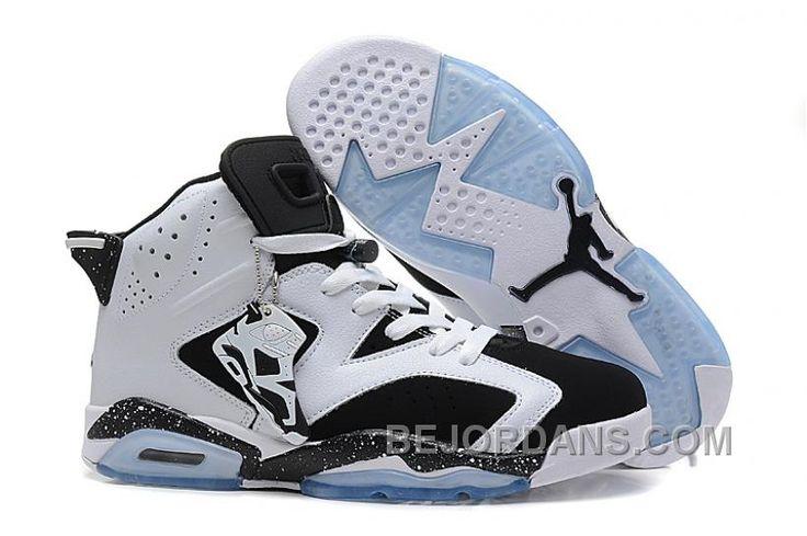 http://www.bejordans.com/free-shipping-6070-off-air-jordan-6-retro-oreo-shoes-npx4c.html FREE SHIPPING! 60%-70% OFF! AIR JORDAN 6 RETRO OREO SHOES NPX4C Only $118.00 , Free Shipping!