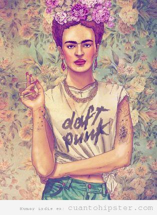Frida por Fab Ciarolo