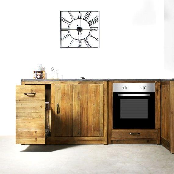 Meuble A Epice Coulissant Gallery En 2020 Meuble Cuisine Mobilier De Salon Meuble A Epice