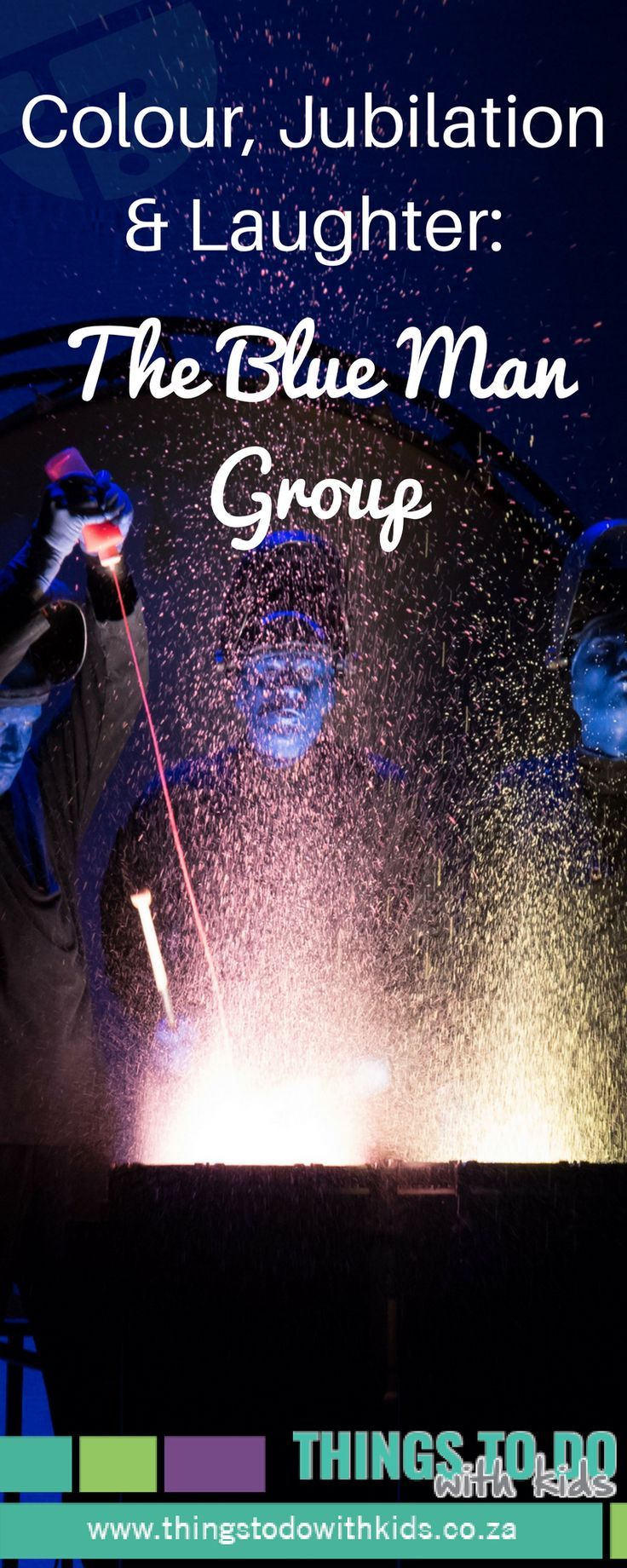 Review of The Blue Man Group | Excursions & Activities with Kids | Family-friendly shows | Live performance | Comedy, music concert & pantomime