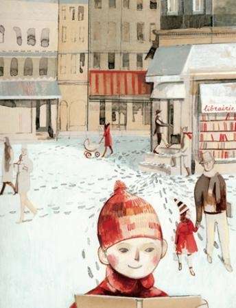 Amy's Art: Artist Research: Isabelle Arsenault