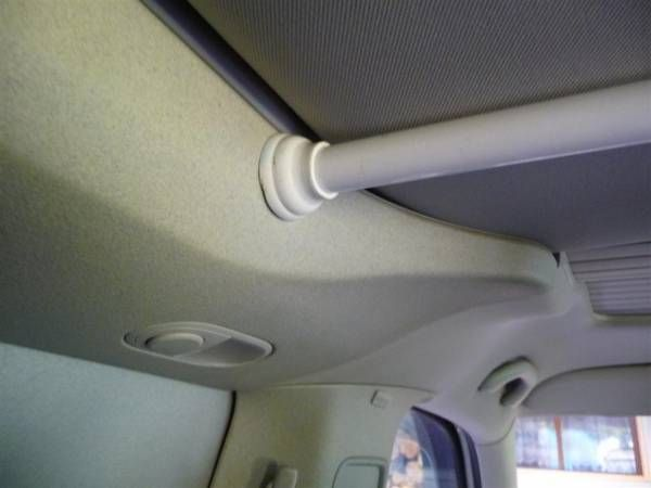 VW California: Vorhang hinter Fahrerhaus - Caliboard Galerie