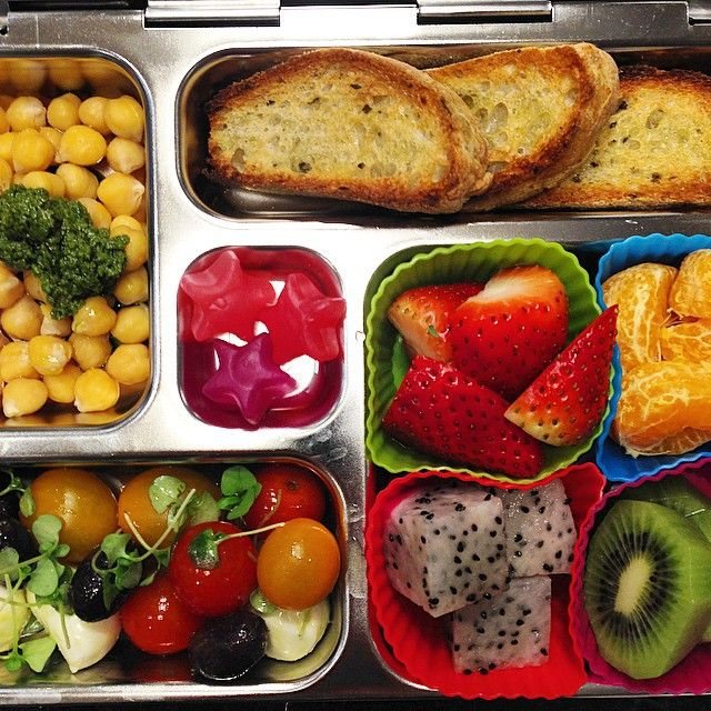 this beautiful lunch is made by avivawittenberg in a metal bento lunch box from planetbox. Black Bedroom Furniture Sets. Home Design Ideas