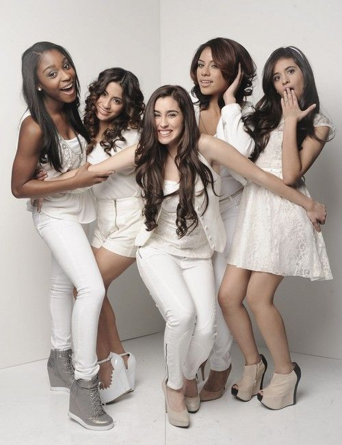Fifth Harmony of The X Factor is touring now! Picture: celebdirtylaundry.com