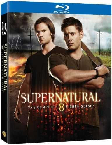The complete eighth season of the American fantasy drama about two brothers who battle supernatural forces. Sam and Dean Winchester (Jared Padalecki and Jensen Ac...