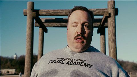 Police Boot Camp - Movie Clip from Paul Blart: Mall Cop iPhone viewing