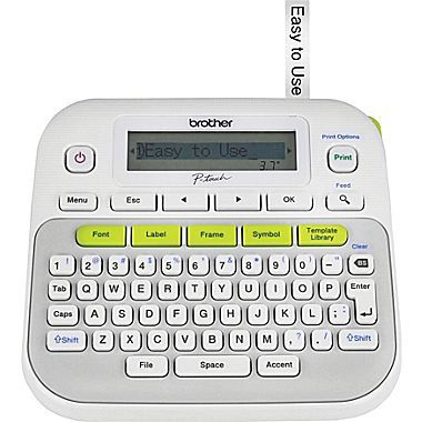 Brother P-Touch PT-D210 Label Maker | Staples