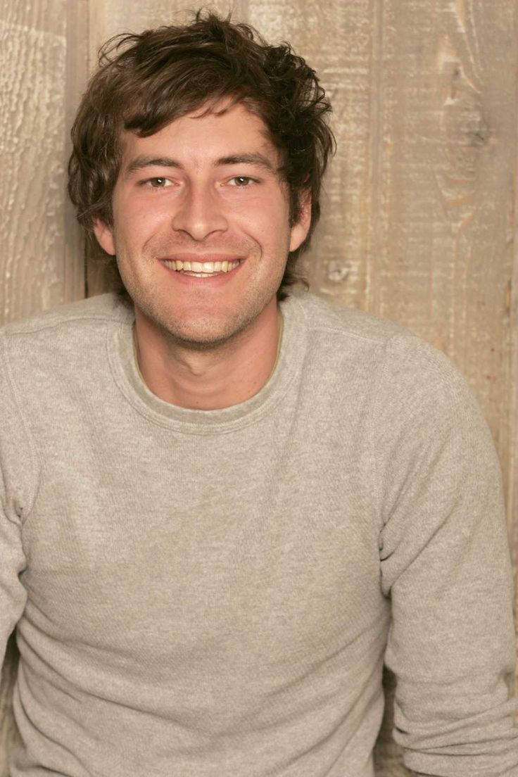 Mark Duplass! I love everything he is in and has directed/written/produced. Love love love this guy!