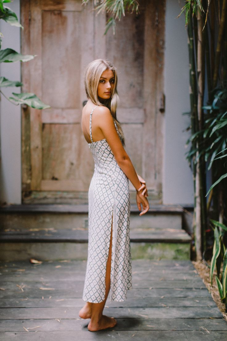 Alexia Maxi Dress
