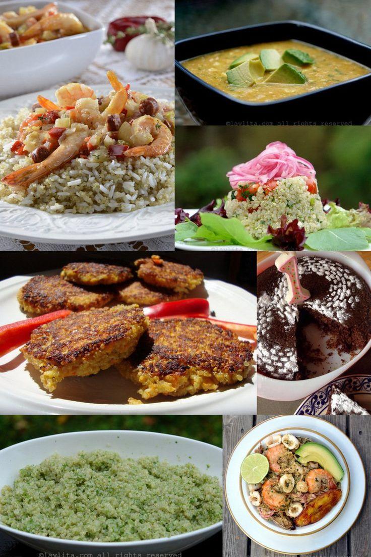 Easy and delicious quinoa recipes