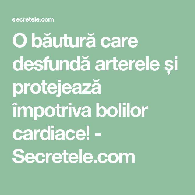 O băutură care desfundă arterele și protejează împotriva bolilor cardiace! - Secretele.com