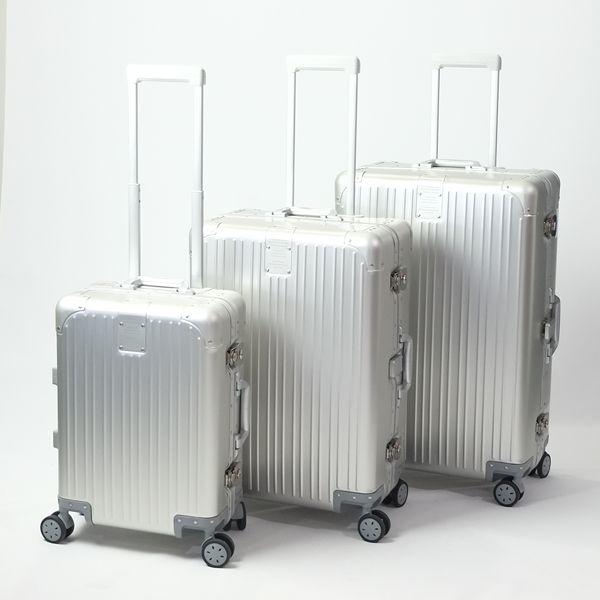 CARGO JETSETTER アルミスーツケースをリリース!