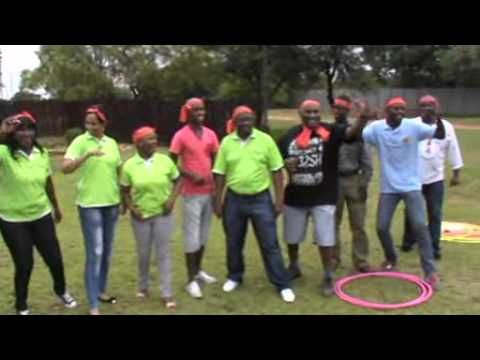 Team Building in Pretoria - Corporate Fun Day
