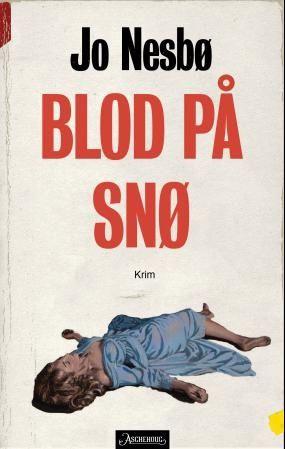 'Blod på snø' av Jo Nesbø (pocket)