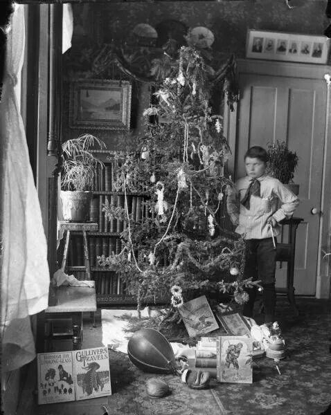 Pin by Marilyn on Christmas Vintage Photographs Pinterest