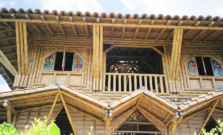 bahay kubo - all with bamboo! | Philippine Architecture ...