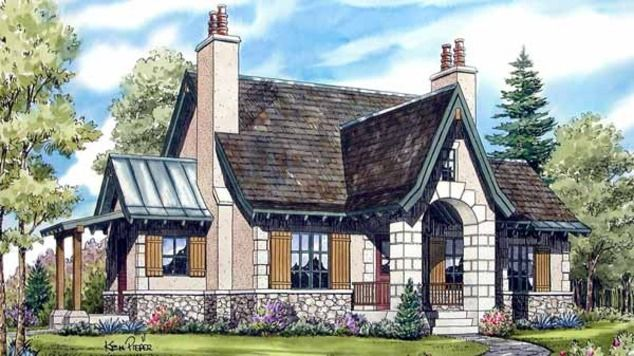 French Country House Plans ~ http://modtopiastudio.com/awesome-ranch-style-house-plans-good-points/