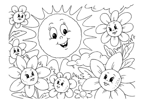 ... coloring cp flowers zentangles doodling flower coloring pages op