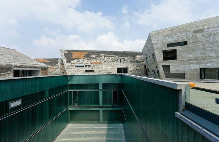 Wang Shu: el Museo de Historia de Ningbo