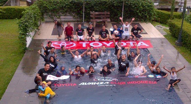 Toyota Avanza Club Indonesia, Gathering Sekaligus Peringati Hari Ibu #BosMobil #TACI