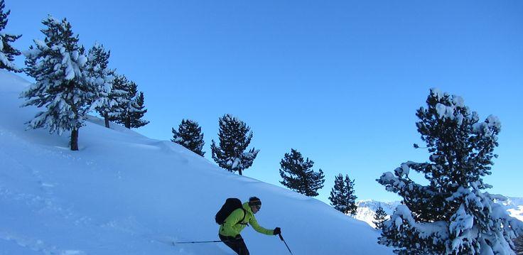 #Skitouren #Schnee #tiroleroberland