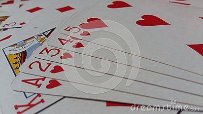 Playing poker want to won