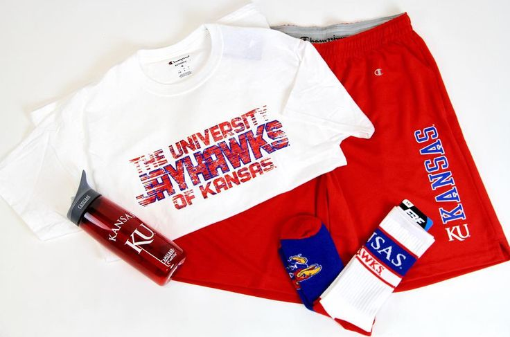 Show off your #KU spirit with the latest @champion gear! Shop the #KUBookstore in-store and online today!