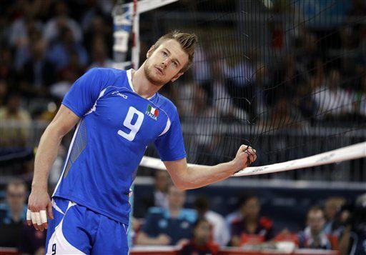 Ivan Zaytsev (2/10/1988) Italian volleyball player