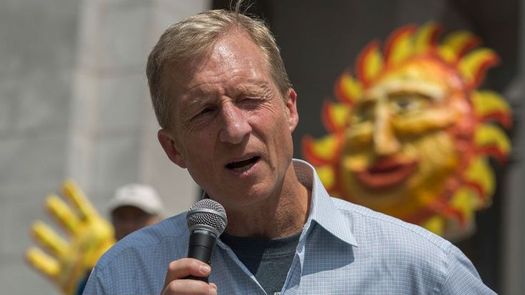 Tom Steyer spent $87 million on the 2016 elections, and all he got was a Trump administration full of nominees he opposes.