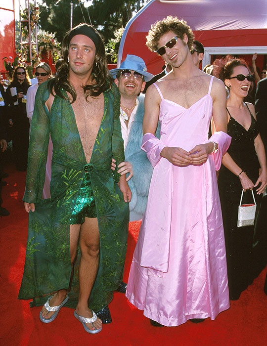 Trey Parker & Matt Stone on the Red Carpet