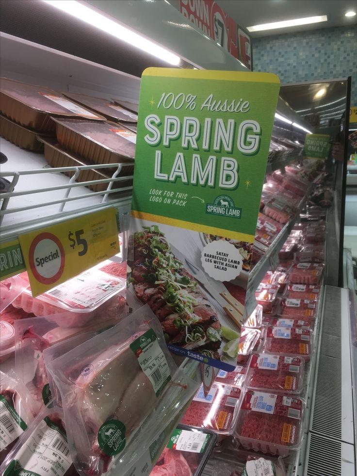 Spring Lamb Fridge fin