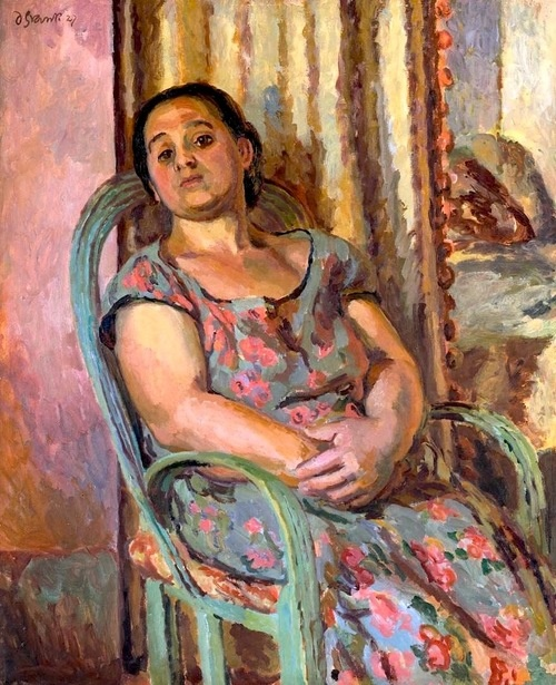 Duncan Grant, Portrait of a Woman 1927