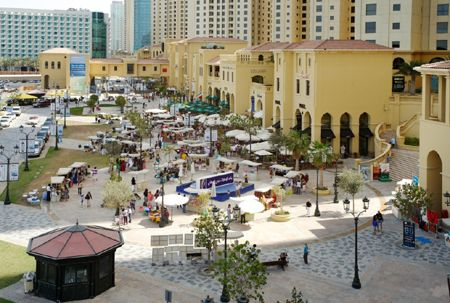 The Walk at Jumeirah Beach Residence (JBR),