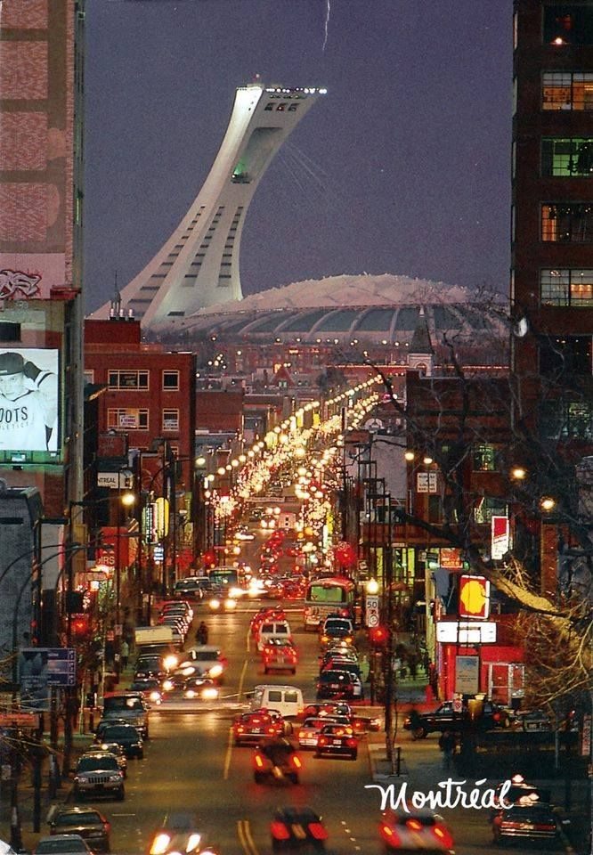 Visit Montreal #montreal #canada #dan330 http://livedan330.com/2015/03/02/cest-magnifique-6-fabulous-ways-experience-montreal-night/