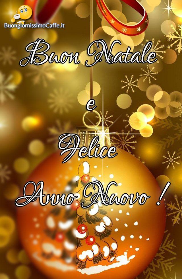 Buon Natale Anno Nuovo.Buon Natale E Felice Anno Nuovo Immagini Facebook Auguri