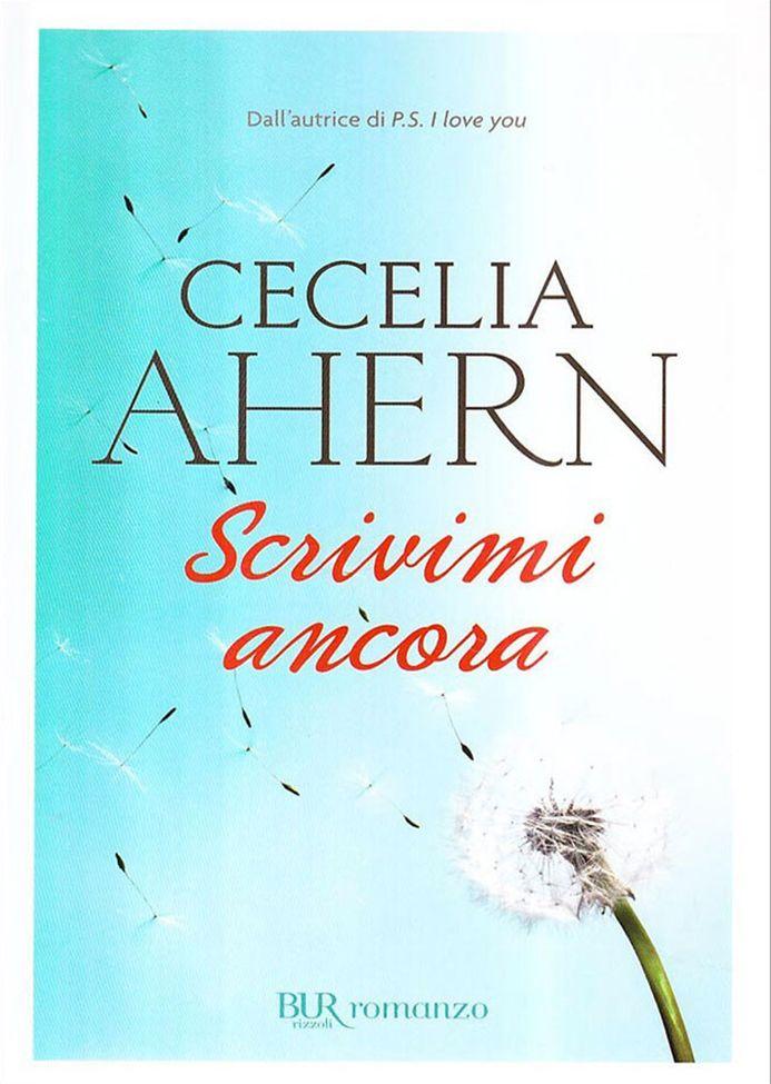 Scrivimi ancora di Cecelia Ahern