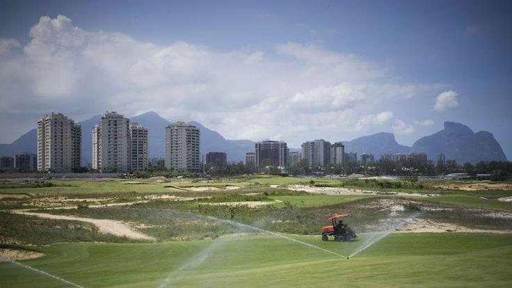 2016 Rio Olympics: Zika Virus a Concern for Olympic Golf