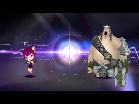 [세븐나이츠] 영웅 합성 32회 16-12-28 (오를리, 연희, 멜키르 확률업) [Seven Knights] 바람돌