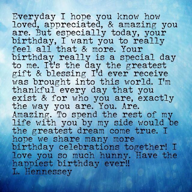 Best 20+ Birthday Wishes For Fiance Ideas On Pinterest